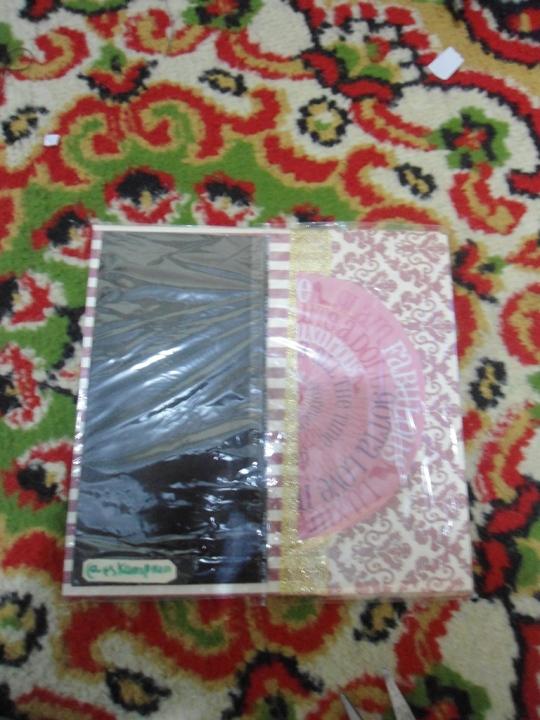 bagian belakang setelah dicover plastik